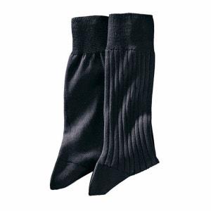 Chaussettes fines 100% fil d'Écosse (lot de 2) La Redoute Collections