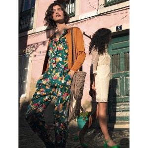 Combinaison pantalon imprimée 70's La Redoute Collections