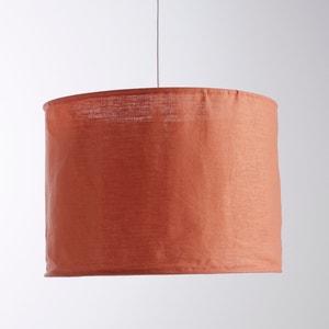 Hanglamp in gekreukt linnen, Thade La Redoute Interieurs