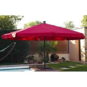 Parasol voile d 39 ombrage la redoute - Parasol grande taille ...