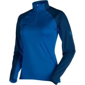 Illiniza - Sweat-shirt Femme - bleu MAMMUT
