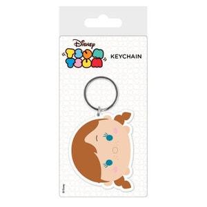 Disney Tsum Tsum porte-clés caoutchouc Anna 6 cm DISNEY
