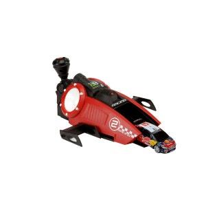 Voiture avec lanceur Majorette : Racing Turbo Booster MAJORETTE