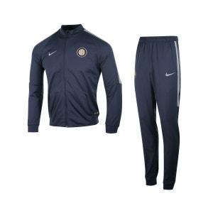Survêtement Présentation Inter Milan Bleu Junior NIKE