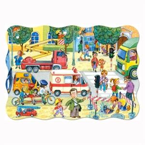 Puzzle 20 pièces maxi : La vraie vie CASTORLAND