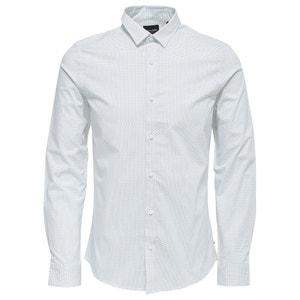 Hemd, bedruckt, lange Ärmel ONLY & SONS