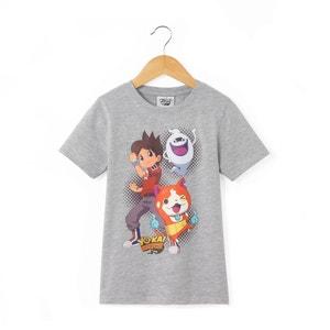 Bedrucktes T-Shirt 2 - 10 Jahre YO KAI WATCH