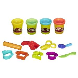 Pâte à modeler PlayDoh : Mon premier kit PLAY DOH