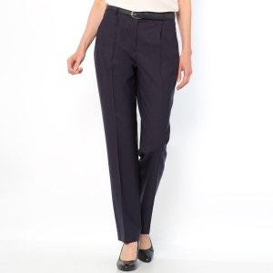 Straight Smart Trousers ANNE WEYBURN