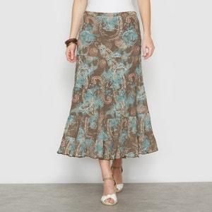 Printed Full Skirt ANNE WEYBURN