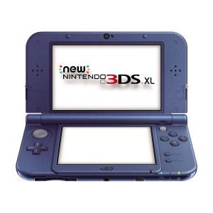 Console NINTENDO New 3DS XL Bleu Métallique NINTENDO
