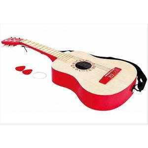 Guitare pour enfant rouge Hape HAPE