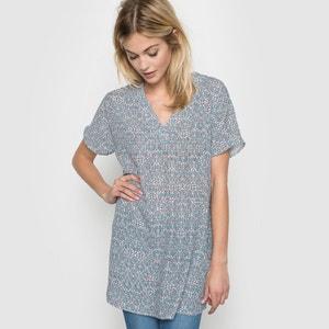 Short-Sleeved Printed Tunic R essentiel