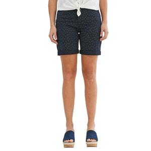 Polka Dot Print Shorts ESPRIT