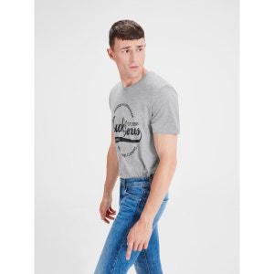 Tee shirt col rond, manches courtes JACK & JONES