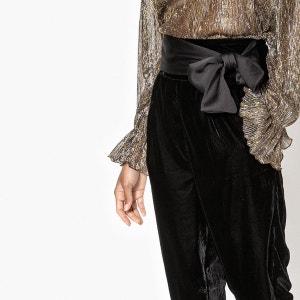 Pantalon velours taille haute MADEMOISELLE R