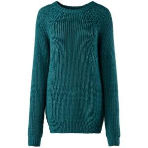 Jersey de cuello redondo, punto de pura lana merina – ETIENNE DEROEUX para R/essentiel ETIENNE DEROEUX POUR R ESSENTIEL