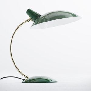 Lámpara de mesa de metal y latón vintage, Rosella La Redoute Interieurs