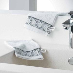 Lot de 2 gants de toilette Collection Adelie DOUCEUR D'INTÉRIEUR