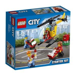 Ensemble de démarrage de l'aéroport - LEG60100 LEGO