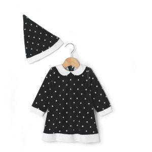 Robe de Noël velours R baby