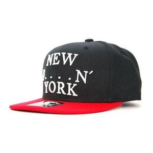 Casquette Rocawear Snapback New F****n York Noir - Rouge by Jay Z ROCAWEAR