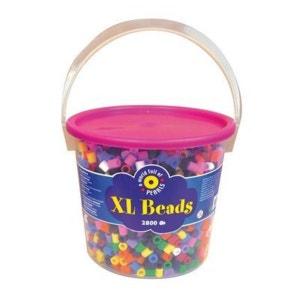 PLAYBOX Les perles à repasser XL, 2800 pièces PLAYBOX