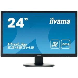 Ecran PC gamer IIYAMA E2483HS-B1 IIYAMA