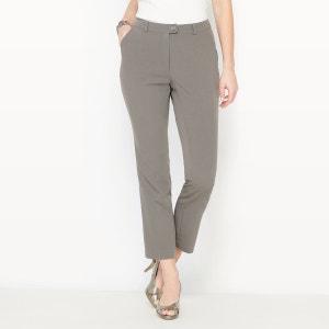 Pantalon raccourci, sergé stretch ANNE WEYBURN