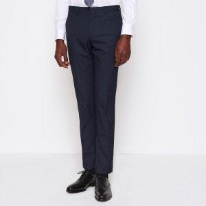 Pantalon de costume bleu marine Homme DEVRED