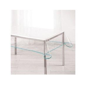 nappe pvc transparente la redoute. Black Bedroom Furniture Sets. Home Design Ideas