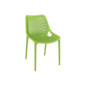 Chaise design  Verte Max DECLIKDECO
