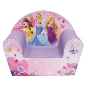 Fauteuil Club Princesse Disney Rose JEMINI
