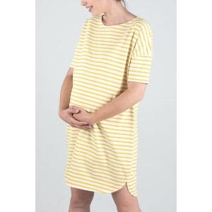 Robe été marinière pendant après grossesse JOLI BUMP