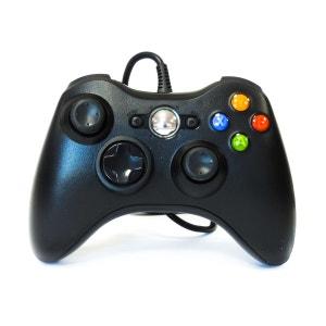 Hobbytech - manette de jeu filaire pour Xbox360 - Noire HOBBY TECH