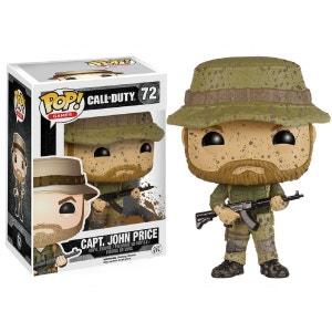 Call of Duty POP! Games Vinyl Figurine Capt. John Price 9 cm GAME