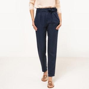 Pantalón básico recto, liso SUNCOO