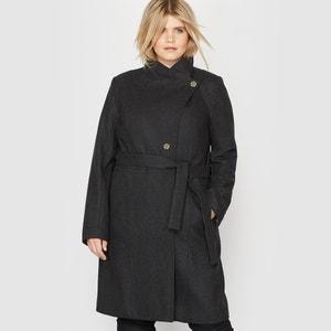Cappotto media lunghezza 60 % lana CASTALUNA