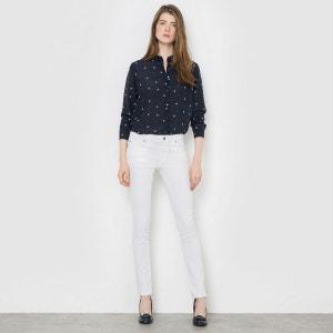 Jean slim denim, taille normale, entrejambe 80 cm La Redoute Collections