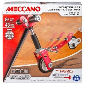 Meccano Coffret débutant : Trottinette MECCANO