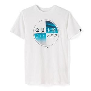 Bedrukt T-shirt QUIKSILVER