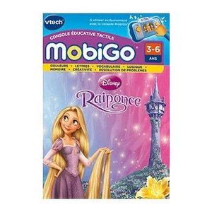 Jeu pour console Mobigo : Princesses Disney : Raiponce VTECH