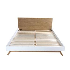 lit adulte en solde la redoute. Black Bedroom Furniture Sets. Home Design Ideas