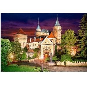 Puzzle 1000 pièces : Château de Bojnice, Slovaquie CASTORLAND