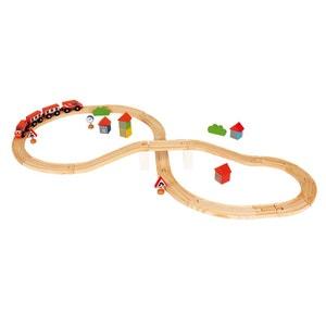 Circuit train de voyageurs OKOÌA
