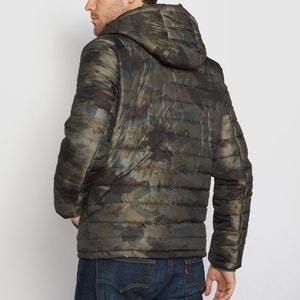 Chaqueta acolchada con capucha PETROL INDUSTRIES