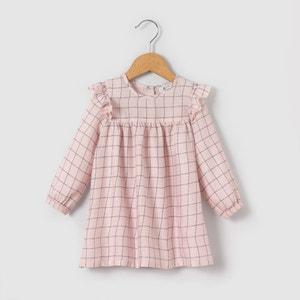 Checked Dress, 1 Month - 3 Years R essentiel