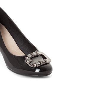 Leather Heels ANNE WEYBURN