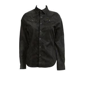 Chemise G-star Tailor Shirt L/s Noir Homme G STAR