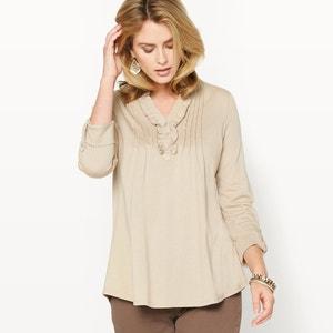 Camisola em algodão & modal ANNE WEYBURN